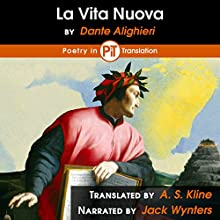 La Vita Nuova (The New Life) Audiobook by Dante Alighieri Narrated by Jack Wynters