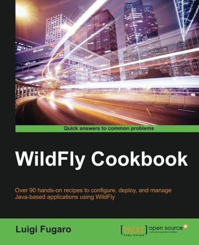 Wildfly Cookbook Luigi Fugaro Packt Publishing