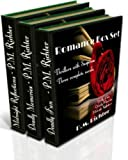 img - for Romance Box Set - 3 Romantic Suspense Thrillers book / textbook / text book