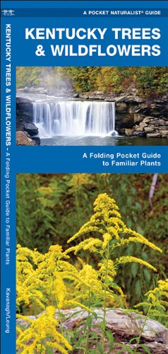 Kentucky Trees & Wildflowers: A Folding Pocket Guide to Familiar Species (Pocket Naturalist Guide Series)