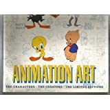 Warner Bros. animation art: The characters, the creators, the limited editions