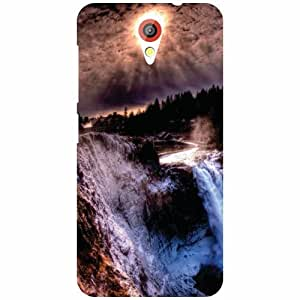HTC Desire 620 Back Cover - Mountains Designer Cases