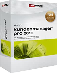 Lexware Kundenmanager Pro 2013 (Version 9.00)