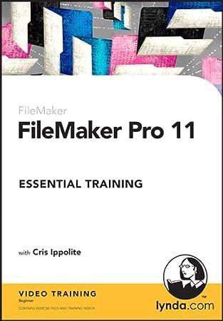 FileMaker Pro 11 Essential Training