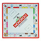 MONOPOLY GAME BOARD TEA TOWEL