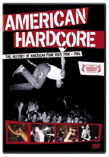 American Hardcore - The History of Punk Rock 1980 - 1986