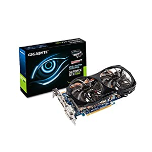 Gigabyte NVIDIA GTX660 2GB DDR5 PCI-E Graphics Card
