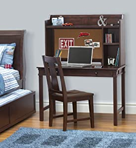 Taylor Desk, Hutch and Chair Set by Cafekid