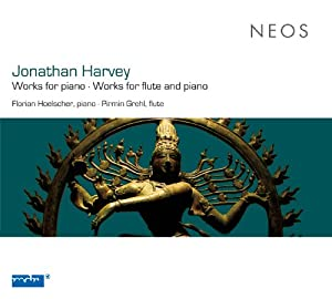 Jonathan Harvey: Works for Flute & Piano