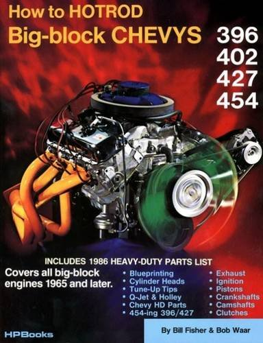 How to Hotrod Big-Block Chevys HP42 PDF