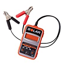 SOLAR BA7 100-1200 CCA Electronic Battery and System Tester
