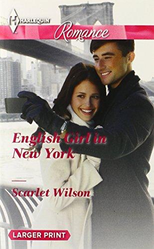 Image of English Girl in New York (Harlequin Romance)