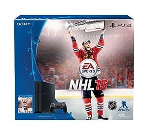 PlayStation 4 500GB Console - NHL 16 Bundle