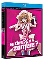 Is this a Zombie! Season 1 - Classic (Blu-ray/DVD Combo) from Funimation