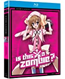 Is This a Zombie?: Season 1 (Anime Classics) [Blu-ray] [Import]