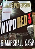img - for NYPD RED 3 (LARGE PRINT EDITION) book / textbook / text book
