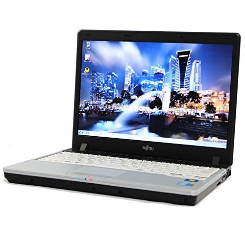 富士通 FUJITSU LIFEBOOK P770/B Core i5 4GB 160GB 12.1型液晶 無線LAN Windows7 Professional 中古 中古パソコン 中古ノートパソコン