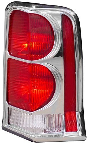 Putco 400805 Chrome Tail Light Cover
