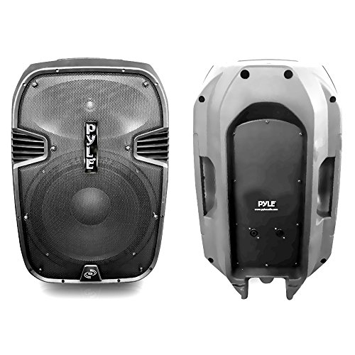 Pyle-Pro Pphp1295 800 Watts 12-Inch 2 Way Plastic Molded Speaker System