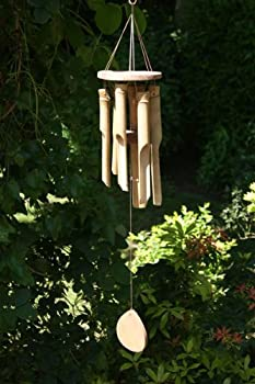 Bali Bamboo Wind Chime, small from Ornamental Weather