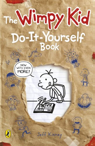 Do-It-Yourself Book (Diary of a Wimpy Kid) (French Edition)