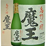 白玉醸造 魔王 芋焼酎 (純正化粧箱入り) 25度 720ml 鹿児島県