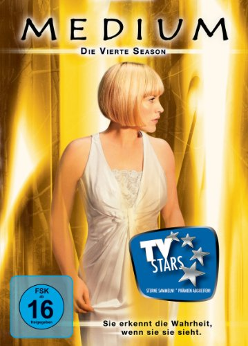 Medium - Die vierte Season [4 DVDs]
