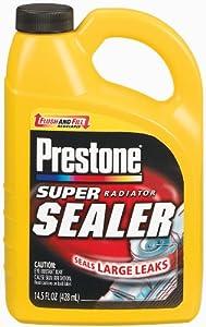 Prestone AS127 Super Radiator Sealer - 14.5 oz.