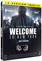 Welcome to New York [Blu-ray] [Version inédite]