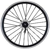 DAHON(ダホン) 20インチ リアホイールセット 28H [Speed D8用] ブラック