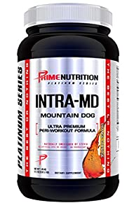 INTRA-MD | PERI-workout | Formulated By John Meadows | Prime Nutrition 50.8oz - Orange Carnage