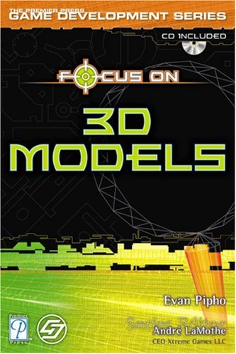 Focus On 3D Models (Game Development)