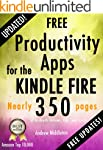 Free Productivity Apps for the Kindle...