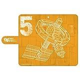 サンダーバード - ARE GO - 【 スライド式手帳型スマートフォンケース 5号.ver 】 Lサイズ