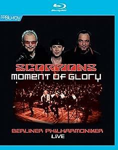 Scorpions - Moment of Glory [Blu-ray]