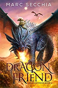 Dragonfriend by Marc Secchia ebook deal