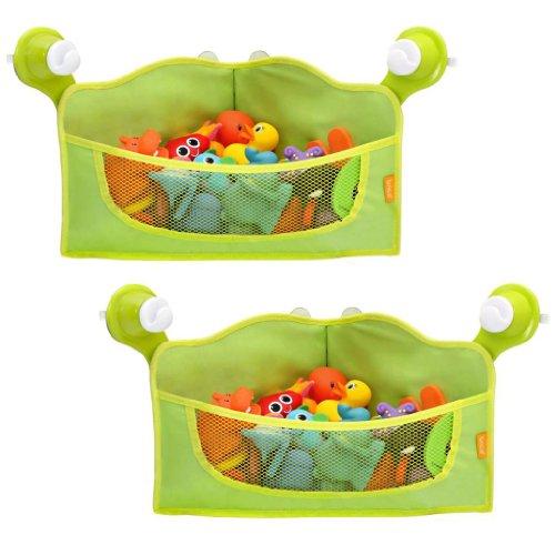 Brica Corner Toy Basket, 2 Pack front-170959