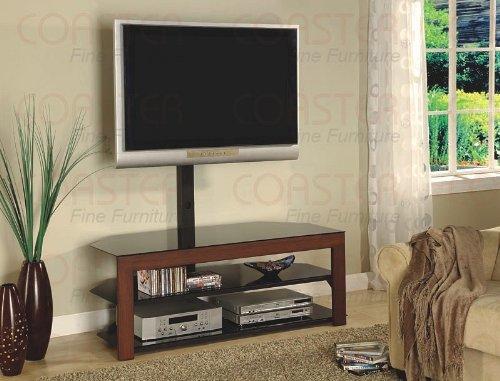 Image of Swivel LCD / Plasma Flat Panel TV Stand with Bracket (VF_AZ00-28492x30243)