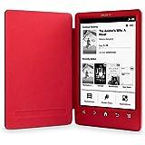 Sony Reader PRS-T3/RC - Lector de libros electrónicos, color rojo