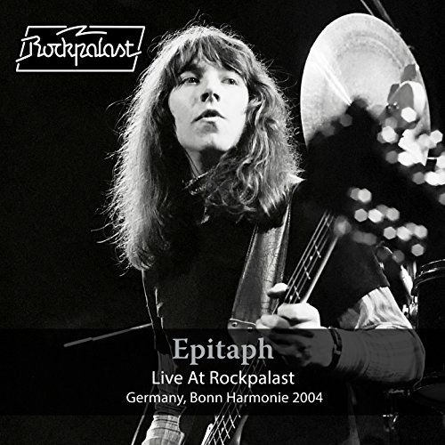 Epitaph - Live at Rockpalast (With DVD, 4PC)