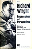 img - for Richard Wright: Impressions and Perspectives book / textbook / text book