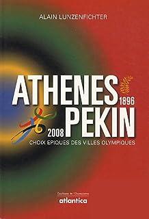 Athènes (1896)... Rio (2016) : choix épiques des villes olympiques