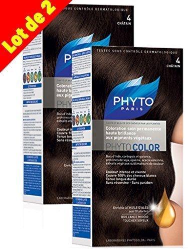 phyto-color-coloration-soin-permanente-haute-brillance-aux-pigments-vegetaux-couleur-n-4-chatain-lot