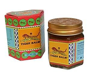 Tiger Balm Baume Rouge Pot de 30 g