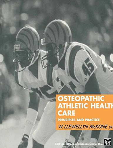 Osteopathic Athletic Health Care: Principles and practice