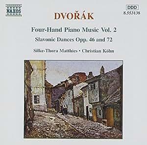 Musik für Klavier zu vier Händen Vol. 2