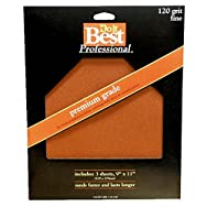 Ali Ind. 341460 Do it Best Premium Plus Sandpaper-80G PREMIUM SANDPAPER
