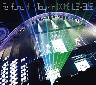 Perfume 4th Tour in DOME 「LEVEL3」 (初回限定盤) [DVD]
