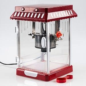kleine und dekorative popcornmaschine k che haushalt. Black Bedroom Furniture Sets. Home Design Ideas