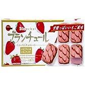 ブルボン ブランチュールミニいちごチョコレート 12個×10個